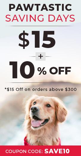 pet supplies offer