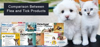 A Thorough Comparison Between Flea and Tick Products