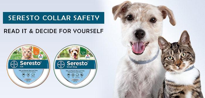 seresto- collar -safety