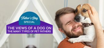 Pawther's Day Special: 10 Type of Pet Dad
