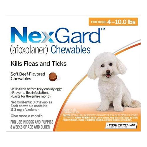 Nexgard Chewable
