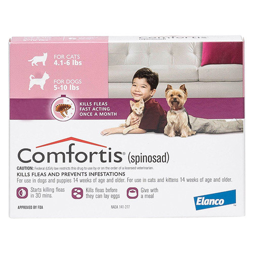comfortis for dogs